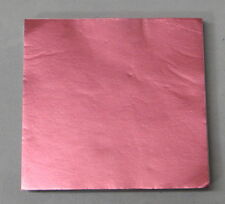 Dull Light Pink Candy Foil Wrappers Confectionery Foil 500 count 3