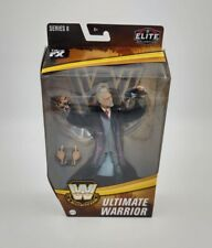 The Ultimate Warrior WWE Elite collection Legends series 8 WWF Mattel 2020 NEW