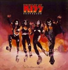 Kiss Destroyer Resurrected Bonus Track CD 2012