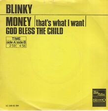 7inch BLINKY money / that's what I want MOTOWN holland EX+ (S1894)