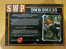 More details for sandwich wildlife park animal sign (toco toucan)