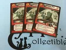 3x Alphonse Elric, Martial Artist - Op2005 6 Fullmetal Alchemist Tcg Foil Promo