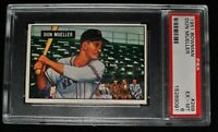 1951 Bowman - Don Mueller - #268 - PSA 6 - EX-MT