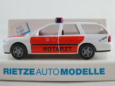 "Rietze 50588 Ford Mondeo Turnier (1996) ""Rotes Kreuz / NOTARZT"" 1:87/H0 NEU/OVP"