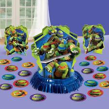 Teenage Mutant Ninja Turtles Birthday Party Table Centerpiece Decoration Kit