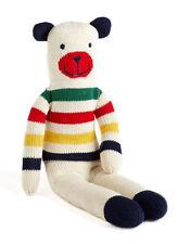 Hudson's Bay Company HBC Knit Teddy Bear