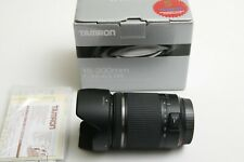 *NEW* Tamron 18-200mm F3.5-6.3 Di II Lens - Sony A mount Fit
