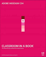 Adobe InDesign CS4 Classroom in a Book (Classroom in a Book (Adobe)), Adobe Crea
