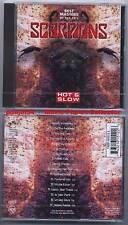 "SCORPIONS ""Hot & Slow"" (CD) 1998 NEUF"