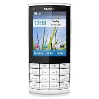 Téléphones mobiles Bluetooth blancs Nokia