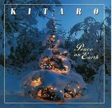 KITARO- PEACE ON EARTH (1996). CD.