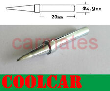 SOLDER SOLDERING IRON STATION Tip for Xytronic XY401 207 207ESD 168-3CD  9-60A