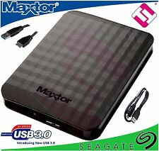 1TB DISCO DURO PORTATIL HDD DELGADO M3 PARA WINDOWS LINUX MAC LAPTOP SEAGATE