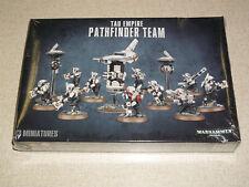 Warhammer 40K TAU EMPIRE PATHFINDER TEAM Box Set! New+Sealed!