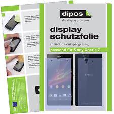 1x Sony Xperia acro S Schutzfolie matt Displayschutzfolie Antireflex Testsieger