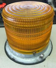 AMBER BEACON LIGHT 7708