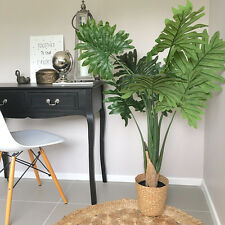 High Quality Faux Philodendron Plant/Realistic Fake Pot Plant/Synthetic Plant