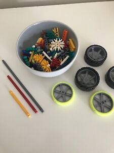knex bundle150 Pices  Including Wheels