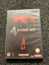 Resident Evil 4 Gamecube / WII ( PAL ) GC