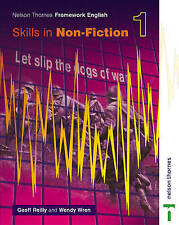 Nelson Thornes Framework English Skills in Non-Fiction 1 by Carter Grayson,...