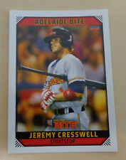 Jeremy Cresswell 2018/19 Australian Baseball League card - Adelaide Bite