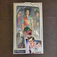 Ace Ventura Pet Detective Jim Carrey 8in. Clothed Action Figure NECA