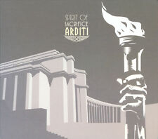 Arditi Spirit of Sacrifice CD first! di trono acciaio Triarii legionarii Toroidh