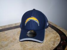 Los Angeles Chargers New Era NFL 39THIRTY Flex Fit hat cap size M/L