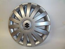Genuine Suzuki Set of 4 16 inch Wheel Trims to fit Suzuki Swift 2009-Present