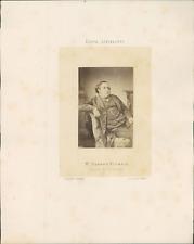 Corps Législatif, France, Ernest Picard (1821-1877) député de la Seine    Vintag