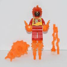 Minifigura Lego SH457 Firestorm - Original 76097 DC Comics Super Heroes