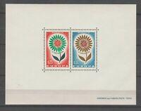 s36667 MONACO EUROPA CEPT MNH** 1964 Special s/s Y&T BS6 Mi 782-783 block