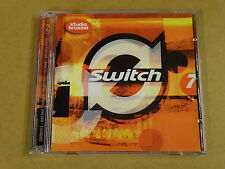 2-CD STUDIO BRUSSEL / SWITCH 7