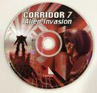 Corridor 7 Alien Invasion Vintage 1994 Original Computer Game Disc Capstone Rare