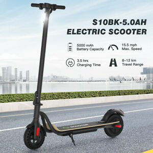 """MEGAWHEELS S10, FOLDABLE ADULT ELECTRIC SCOOTER, 8.0"""" HONEYCOMB TIRE, 250W MOTOR"""