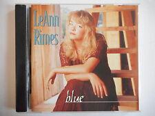 LeANN RIMES : BLUE (CURB RECORDS) || CD ALBUM PORT GRATUIT