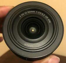 Used Nikon Z DX 16-50mm f/3.5-6.3 VR Lens #781
