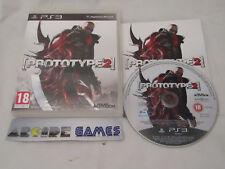 PROTOTYPE 2 PLAYSTATION 3 PS3 COMPLET (vendeur pro)