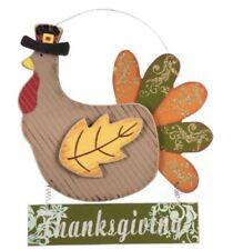 Thanksgiving Turkey Door Wreath Harvest Hanging Wall decor Fall Harvest Decor
