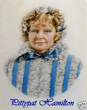"""Gone With the Wind ~ """"AUNT PITTY PAT Doll ~ By The Franklin Mint ~1993 NEW IN B"""
