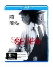 Brad Pitt Blu-ray Discs-ray Movies with Additional Scenes