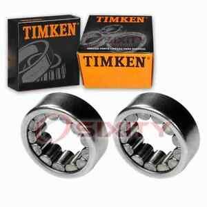 2 pc Timken 513067 Wheel Bearings for 12479031 413.62 8094421260 8124790310 vi