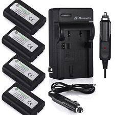 EN-EL1 Battery/Charger For Nikon Coolpix E880 885 4300 4500 4800 5400 5700 8700