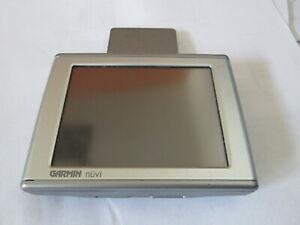 Garmin Nuvi 360NA GPS Unit only Portable Rare GPS Navigator,(tested Works).