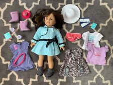 Huge Lot:  American Girl 2015 Grace Thomas Doll (retired) Plus more!  Outfits