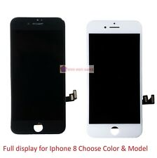 Full LCD Digitizer Glass Screen Display assembly replacement part for Iphone 8