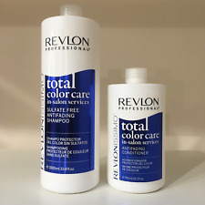 REVLON Revlonissimo Antifading Shampoo (33.8 oz) & Conditioner (25.3 oz) Duo