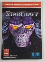 StarCraft Prima's Official Strategy Guide PC
