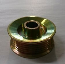 NEW 6 GROOVE PULLEY OD 65 mm FITS ON FORD ALTERNATOR 3G,4G,6G 1R3Z-10V346-ABRM