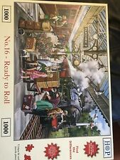 Hop House of puzzles no 16 1000 piece jigsaw puzzle Ready to Roll